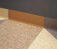 Armstrong Color Integrated Wall Base